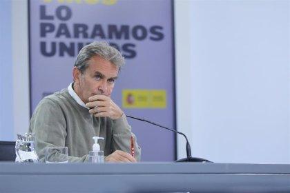 """Simón avisa de que la evolución del coronavirus en España """"no es buena"""" y está en ascenso en 8 regiones"""