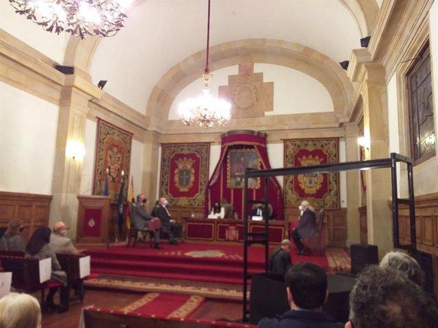 La Fundación Siloé recibe en Oviedo el Premio 'Ana Casanueva'