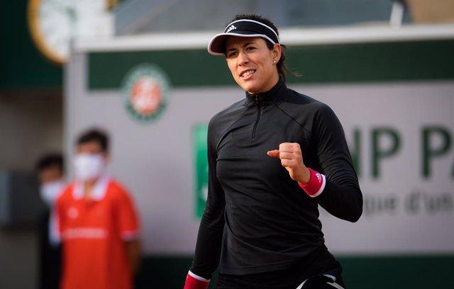 """Tenis/Roland Garros.- Muguruza: """"No creo que sea una jugadora diferente, pero me"""