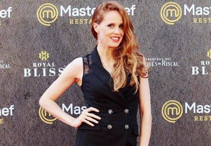 María Castro, mamá de su segunda hija, Olivia