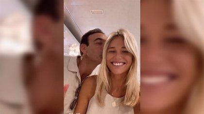 Ana Soria sube el vídeo más relajado con Enrique Ponce