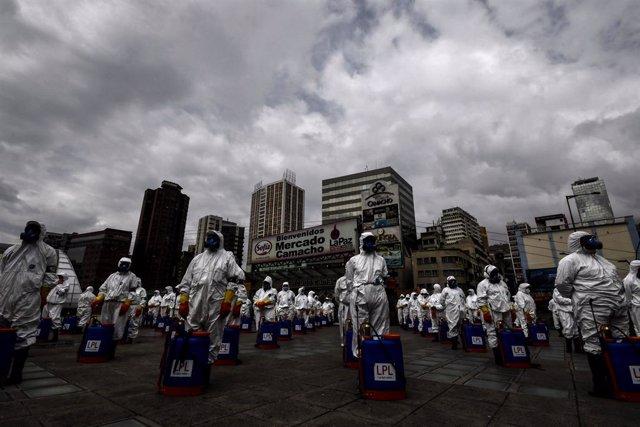 Coronavirus.- Bolivia supera los 8.000 fallecidos a causa del nuevo coronavirus