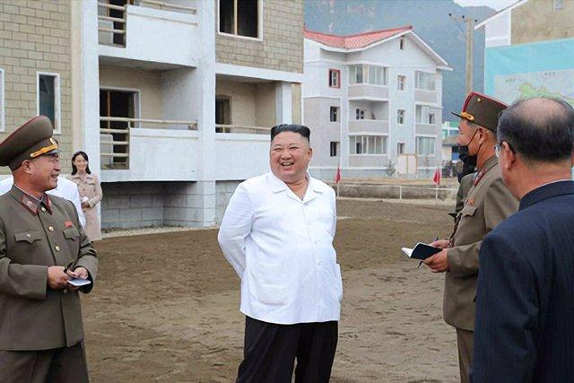 Corea.- La hermana de Kim Jong Un reaparece en público por primera vez desde jul