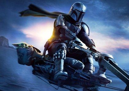 Baby Yoda y Mando surcan Tatooine en el nuevo cartel de la temporada 2 de The Mandalorian