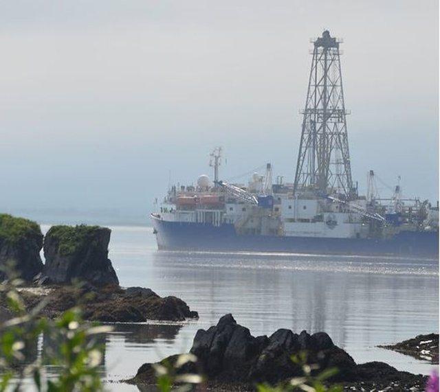 Descargas de hielo al mar en Norteamérica desataron eventos climáticos