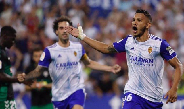 Fútbol.- El Granada ficha al delantero colombiano Luis Suárez