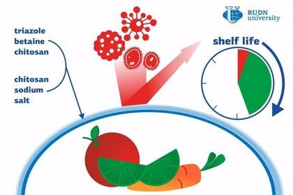 Un envoltorio antibacteriano biodegradable protege más los alimentos