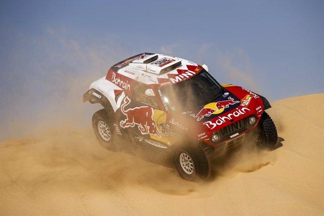 Rally.- Carlos Sainz repite con Mini para defender su trono en el Rally Dakar