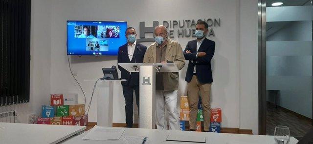 Huelva.- AV.- El poeta mexicano Margarito Cuéllar gana el XL Premio Hispanoameri