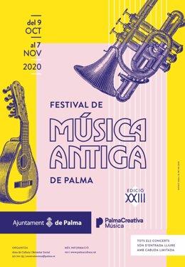 Imagen del Festival de Música Antigua.