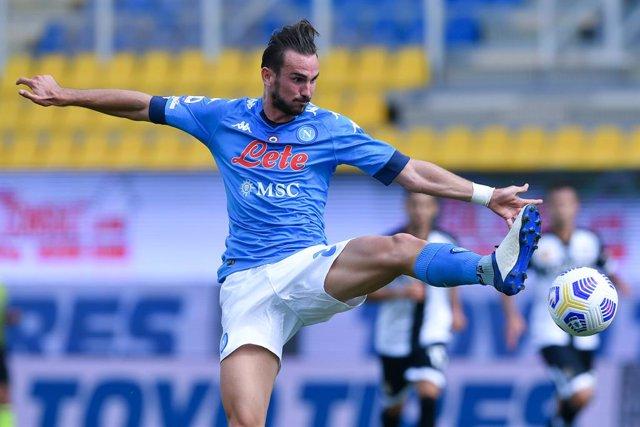 AV.- Fútbol/Liga Europa.- Real Sociedad-Nápoles, Granada-PSV y Villarreal-Qaraba