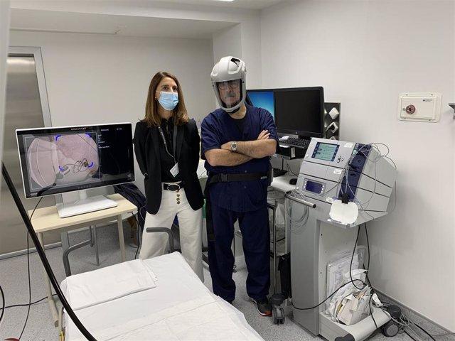 El H. Ruber Juan Bravo organiza un curso destinado a mejorar la práctica diaria de la endoscopia terapéutica.