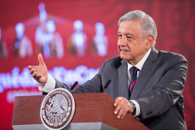 México.- López Obrador aplaude el aval del Supremo a la consulta para juzgar a e