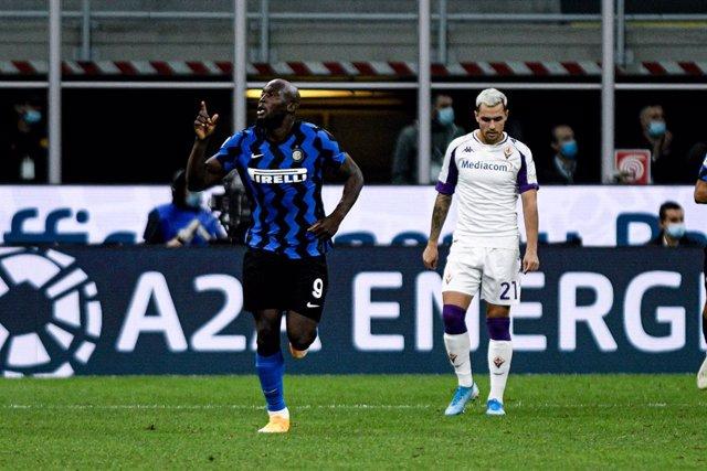 Fútbol.- Lukaku, Mejor Jugador y Banega, tercero, de la Liga Europa en 2019-20