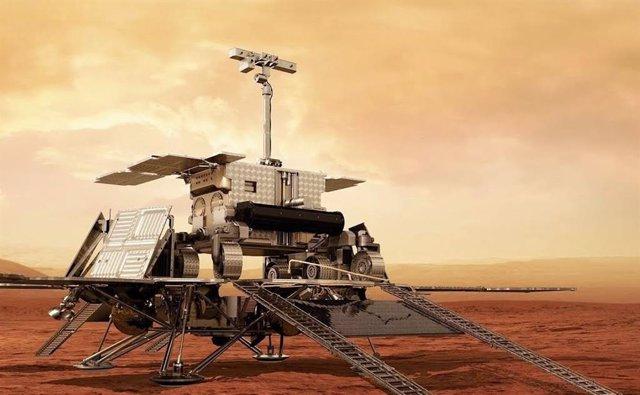 Nuevo plan de vuelo a Marte para la misión ExoMars 2022