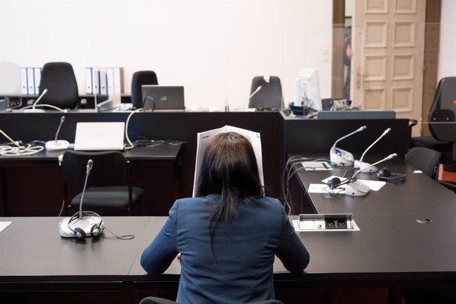 Alemania.- Condenada a prisión la viuda de un rapero alemán convertido en combat