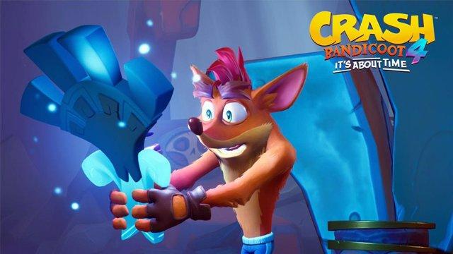 Crash Bandicoot 4: It's About Time llega a PS4 y Xbox One, una nueva entrega ori
