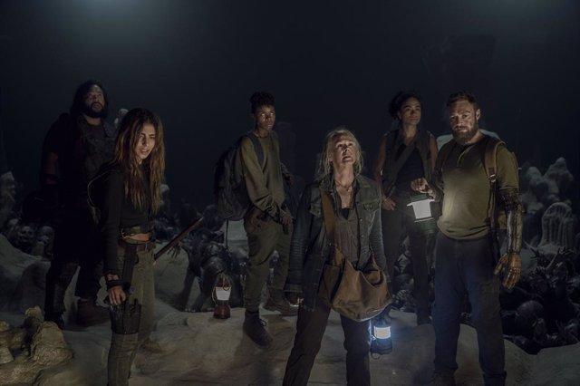 The Walking Dead 10x16