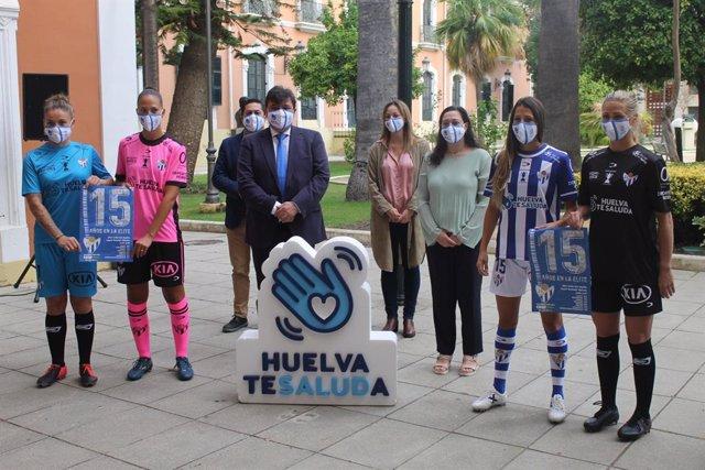 """Fútbol.- El Sporting promocionará Huelva como destino """"seguro"""" con el eslogan 'H"""