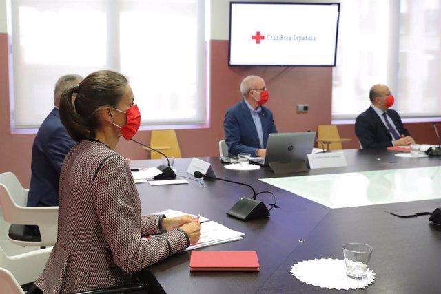 La reina Letizia preside este miércoles en Santiago la apertura del curso de FP