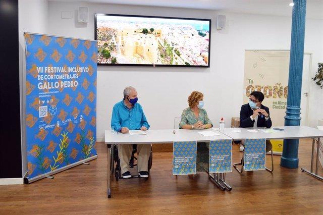 Presentación del Festival Inclusivo Gallo Pedro