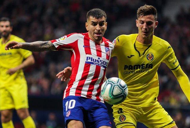 Fútbol/Primera.- Previa del Atlético de Madrid - Villarreal