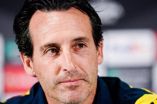 """Fútbol.- Unai Emery: """"Tenemos capacidad para competir contra el Atlético de Madr"""