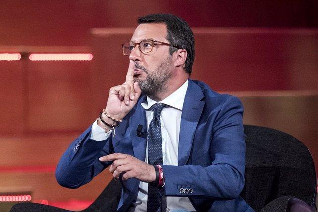 Italia.- Salvini comparece este sábado ante los tribunales por haber retrasado u