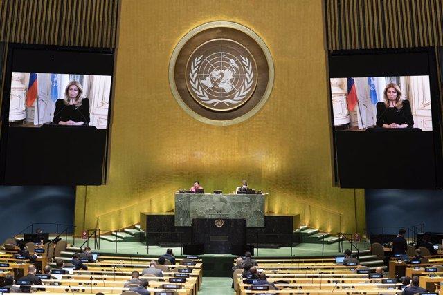 DDHH.- El principal foro de la ONU evidencia la falta de voz de las mujeres en l