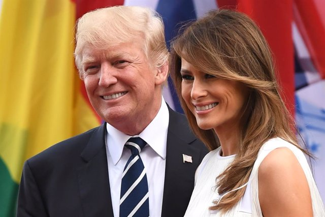 EEUU.- Trump cree que evoluciona favorablemente en su primer mensaje tras su ing