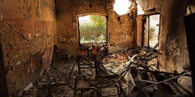 Afganistán.- Médicos sin Fronteras conmemora el quinto aniversario del bombardeo