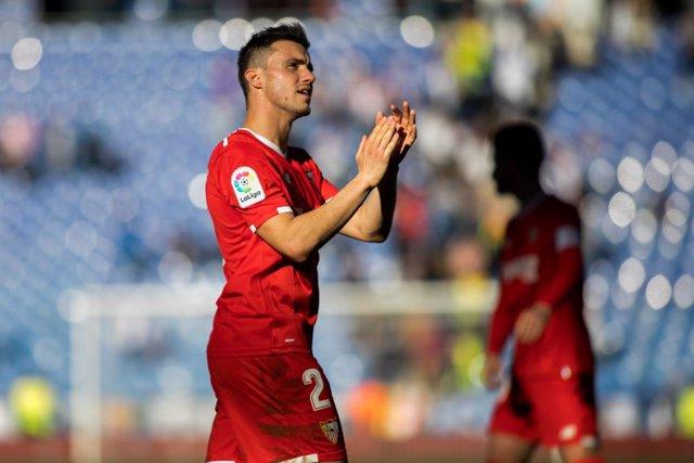 Fútbol.- Corchia abandona el Sevilla tras rescindir su contrato