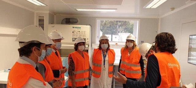 La Junta invierte 1,8 millones de euros para obra en el Hospital Universitario
