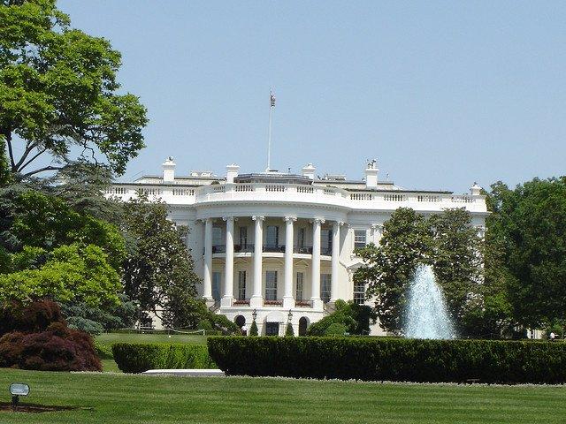 La seu de la Presidència dels Estats Units, la Casa Blanca, a Washington