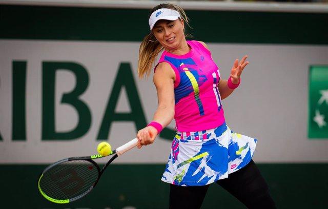 """Tenis/Roland Garros.- Paula Badosa: """"Desde pequeña soñé con hacer grandes cosas"""