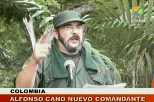 Timoleón Jiménez alias 'Timochenko', antiguo líder de las FARC