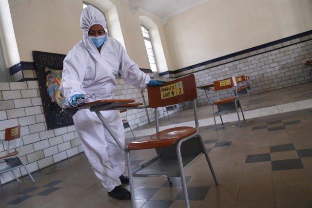 Coronavirus.- Colombia registra 6.616 nuevos casos de coronavirus y 159 fallecid