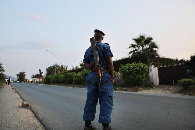 Ruanda/Burundi.- Ruanda detiene a 19 supuestos milicianos armados procedentes de