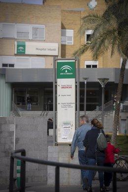 Imágenes de recurso del Hospital Universitario Virgen del Rocío.