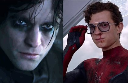 Robert Pattinson es Spider-Man y Tom Holland The Batman en este brutal fan-art