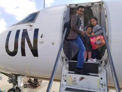 Grupos de yemeníes comienzan a regresar a su país tras recibir tratamiento médico en Jordania