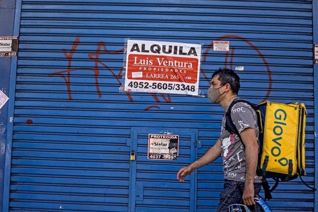 Argentina ronda los 800.000 contagios y supera ya los 21.000 fallecidos