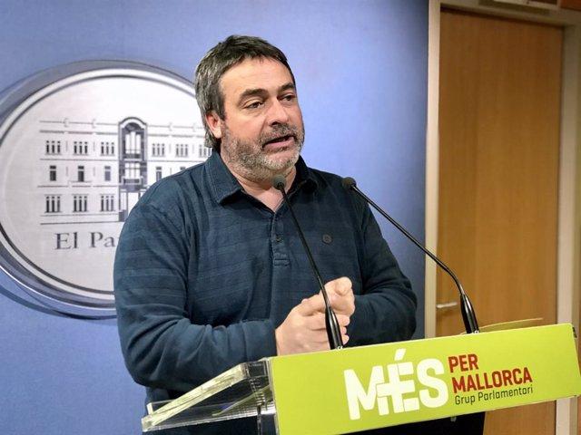 """MÉS per Mallorca acusa al Rey de """"saltarse la Constitución"""" y pide escoger entre"""