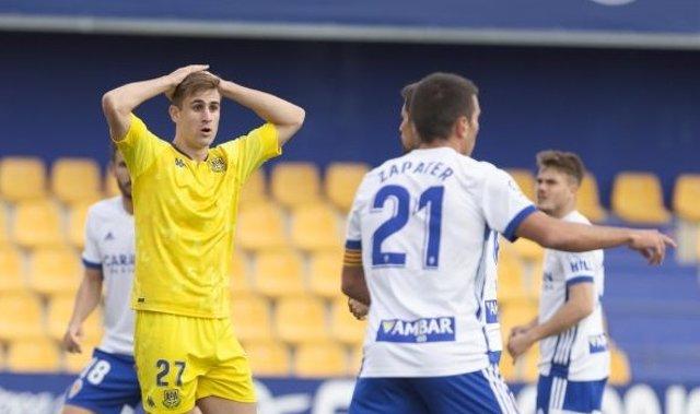 Fútbol.- El Zaragoza reclama ante Competición por la alineación indebida del Alc