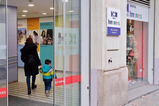 Hospital HM Nens de Barcelona