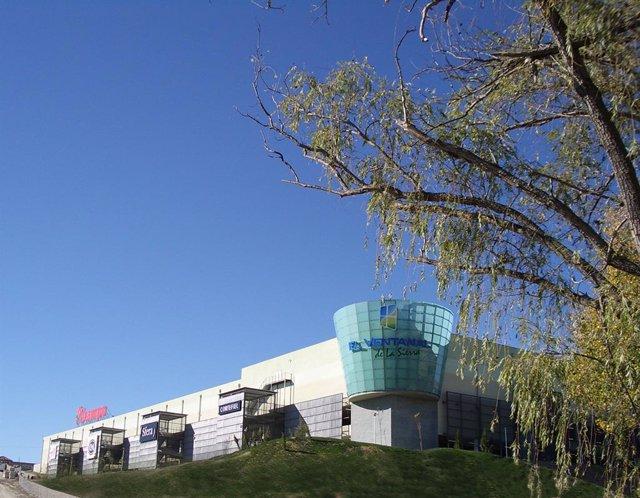 Centro comercial El Ventanal de la Sierra