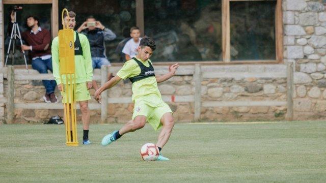 Fútbol.- Jonathan Toro rescinde su contrato con el Huesca
