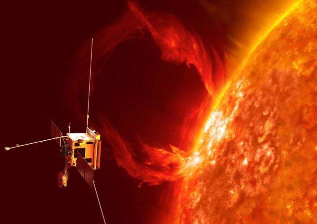 Así funciona el sistema operativo de Solar Orbiter para que el satélite soporte