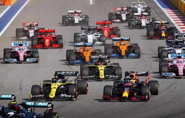 Fórmula 1.- El Gran Premio de Turquía se celebrará finalmente a puerta cerrada