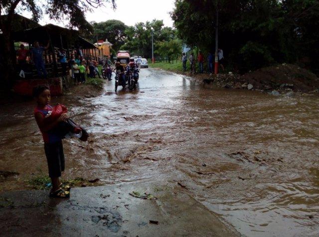 Guatemala.- La temporada de lluvias deja 17 muertos y más de 1 millón de afectad